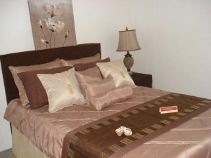 NextStage bed in mobile home